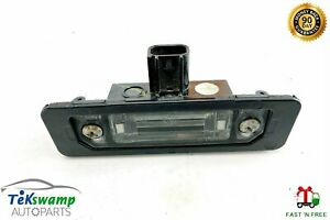 08-19 Ford Taurus License Plate Lamp OEM 8T5Z13550B