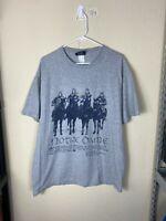 Mens Large Jansport University of Notre Dame Four Horseman VTG Graphic Shirt