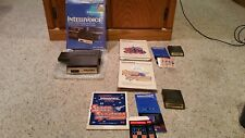 Intellivision Intellivoice with 2 voice games. Tested works