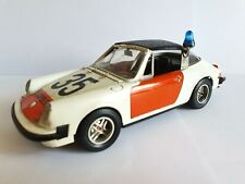 MEBETOYS Porsche 911 S Rijkspolitie (Dutch police) / Made in Italy / Scale 1:25