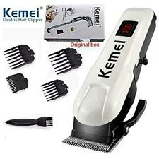 KEMEI Electric Hair Clipper Rechargeable Men Shaver Beard Trimmer Cutter Machi