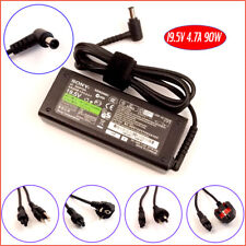 Original Ac Adapter Charger for Sony VAIO VPCCW19 VPCCW17FX SVS131B11L PCG-9Y1L