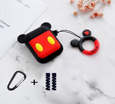 Airpods Case Silicone Mickey Cartoon Cover For Apple Earphone 3D Headphone