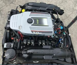 Mercury/ MerCruiser 5.0L MPI - 260 HP DTS Bravo Sterndrive Engine/ Fact Warranty