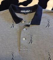 EUC>>Men's>>Shirt>>Polo Golf>>Size XL>>Short Sleeve>>Polo>>100% Cotton