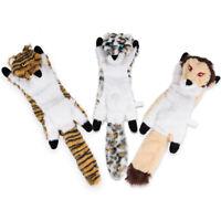 Hundespielzeug Haustier Seil Welpen Kauen Quietscher Plüschtier Toy Kauspielzeug