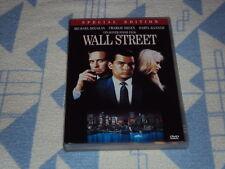 Wall Street (Special Edition)  DVD Charlie Sheen, Michael Douglas