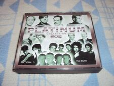 Platinum Collection 80s  Box-Set 3 CD´s   Soft Cell, Bob Geldorf, Tears for Fear