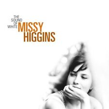 MISSY HIGGINS - The Sound Of White PVG Music Book *NEW* Songs Piano Vocal Guitar