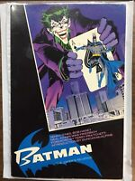 Batman The Joker's Revenge TPB VERY RARE eBay 1/1 Out Of Print [DC Comics 1990]