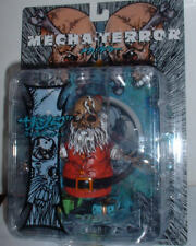 PUSHEAD MECHA TERROR SANDA KUWAIT MINT SEALED WINDUP SANTA CLAUS RARE2002FEWTURE