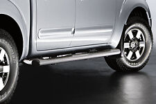 GENUINE NISSAN FRONTIER  CREW CAB RUNNING BOARD STEP RAIL 2005-2015 NEW OEM