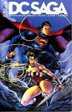 DC Saga N°15 - Urban Comics-D.C. Comics - Août 2013