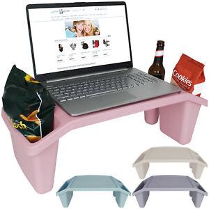 Betttablett Laptoptisch Frühstückstablett Tablett PC Ständer Tisch Bett Couch