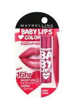 100 % Maybelline Baby Lips Berry Crush 4 gm Free Shipping