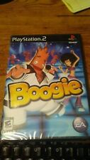 Boogie Playstation 2 PS2 Video Game BRAND NEW    FACTORY SEALED