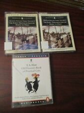 Audio Book  three Audio Cassette Tapes - Poetry