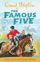 Five Go to Mystery Moor (Famous Five), Enid Blyton, Used Excellent Book