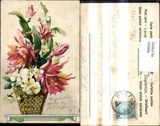105808,Blumen Vase Blüten Stempel Hagenberg
