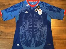 2012 Team GB Olympics BNWT New Football Shirt Large Great Britain
