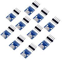 10Pcs CJMCU Micro USB Interface Module Power Adapter Board 5V