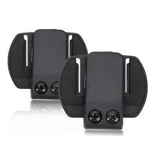 Helm Bracket Klammer für V6 1200M Motorrad Bluetooth Intercom Gegensprechanlage