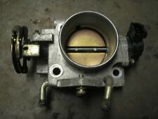 GENUINE MAZDA MX5 MK2 MK2.5 THROTTLE BODY INCLUDES TPS SENSOR