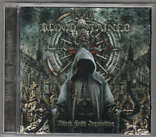 BLOOD STAINED DUSK - black faith inquisition CD