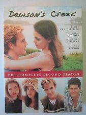 NEW Dawson's Creek - Second Season (DVD, 2003, 4-Disc Set) Katie Holmes TV Show