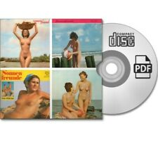 Sammlung 4x Sonnenfreunde FKK Nudism Akt Magazin 24/154/172/78N3 - eBook PDF