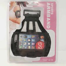 Armband Case Sports Gym Running  Exercise Arm Band Phone Holder Nylon & Mesh