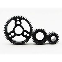 Hot Racing SSCP1000X Axial SCX10 SCX10 II(RTR) Light Steel Transmission Gear Set