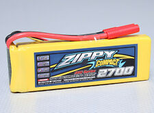 RC ZIPPY Compact 2700mAh 4S 25C Lipo Pack