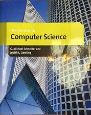 An Invitation To Computer Science by G Michael Schneider