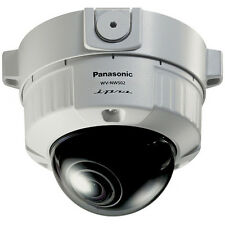 Panasonic Wv-Nw502S Super Dynamic Hd Vandal Resistant Fixed Dome 3Mp Ip Camera