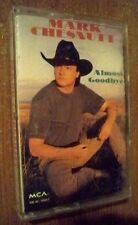 Almost Goodbye by Mark Chesnutt (Cassette, Jun-1993, MCA Nashville)