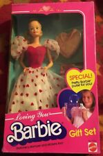 Loving You Barbie Gift Set-Extremely Rare-Hard To Find