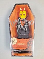 2015 Mezco Living Dead Dolls Series 32 New Unopened Nicholas Doll Halloween Wh