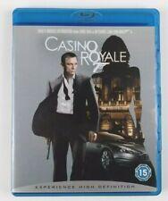 Casino Royale James Bond 007 Blu Ray Movie 2006