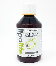 Magnesium Liposomal 250ml liquid (longevity, antioxidants)