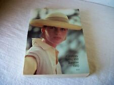 Vintage JCPenney Catalog Spring & Summer 1985 Penney Book