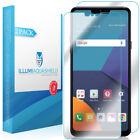 2x iLLumi AquaShield Front Screen + Back Panel Protector for LG G7 Fit