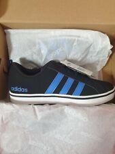 Adidas VS Pace Trainers Colour Black - Blue - White Size 10