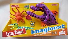 Fisher Price Imaginext 3-Headed Sea Dragon Gift Set - Target Exc. - New in Box