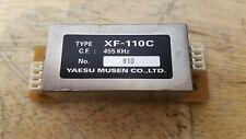 Yaesu YF-110C XF 110C  500hz CW filter FT 1000 MP 990 890 C MY OTHER HAM RADIO