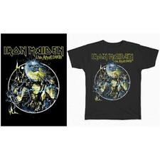 OFFICIAL LICENSED - IRON MAIDEN - LIVE AFTER DEATH T SHIRT EDDIE METAL