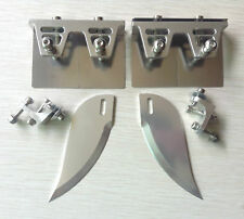"""RC##284 New 1 Set CNC Trim Tabs & Turn Fins Combo for 45"""" or Larger Racing Boat"""