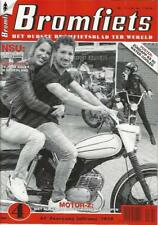 BROMFIETS Dutch Moped MAGAZINE- J-Aug 2018 -(NEW)*Post included to UK/EUROPE/USA