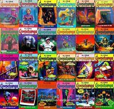 Goosebumps Books 10 for $27 Free Shipping!