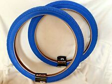 Sunlite Freestyle Blue 59111 20 x 1.95 Pair of Bicycle Tires (2) NEW 20x1.95